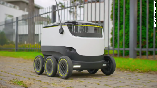 Switzerland enlists robots to help deliver mail