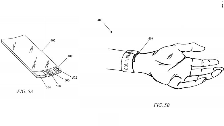 apple patent watch