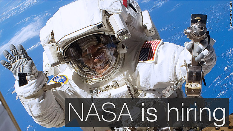 nasa is hiring