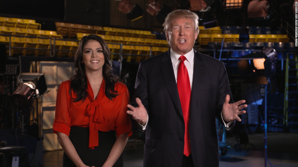 Here are all of SNL's Donald Trump promos
