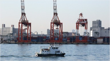 World trade growth weakest in 25 years