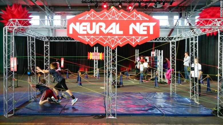 STEAM Carnival neural net