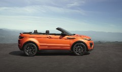 Convertible Range Rover SUV revealed