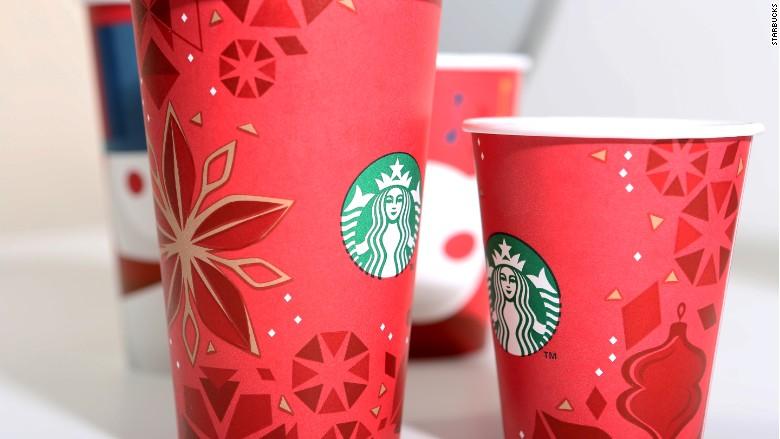 2013 - Starbucks cups through the years - CNNMoney