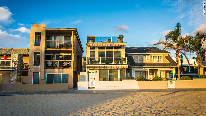 The most expensive housing market is for Most expensive house in newport beach