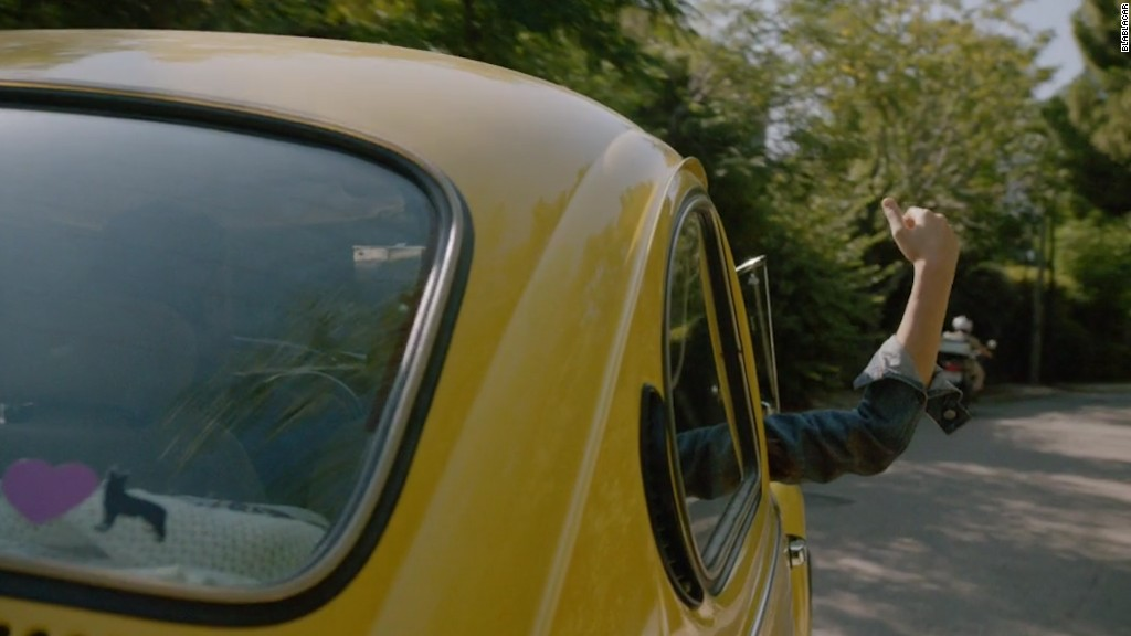 Blablacar: Share a ride based on how talkative you are