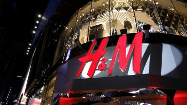 H&M's profits down 20%