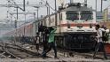 india railways passenger train