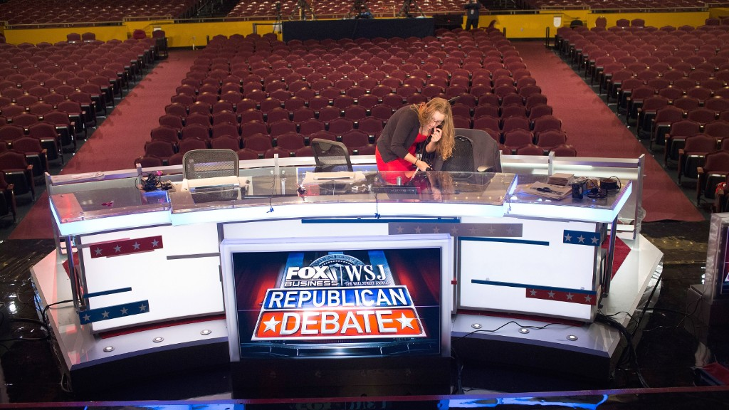 GOP candidates to face off in fourth debate