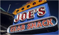 Joe's Crab Shack is trying out no-tipping