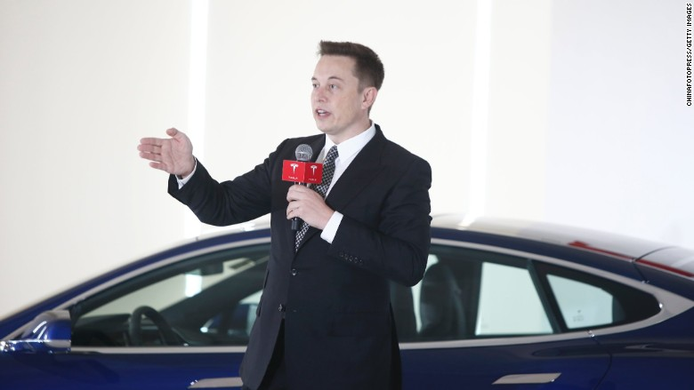 Tesla won't pay Elon Musk unless …