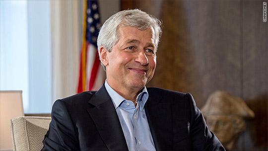 Jamie Dimon buys $26.6 million in JPMorgan Chase stock