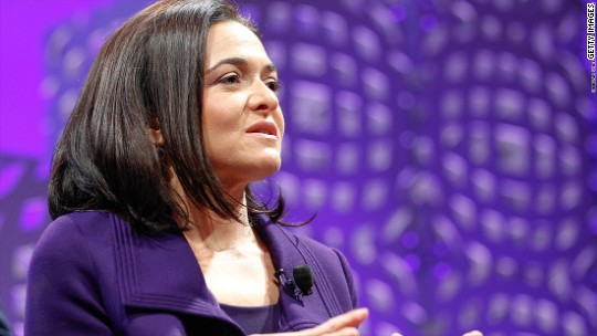 Sheryl Sandberg: Women need to mentor each other