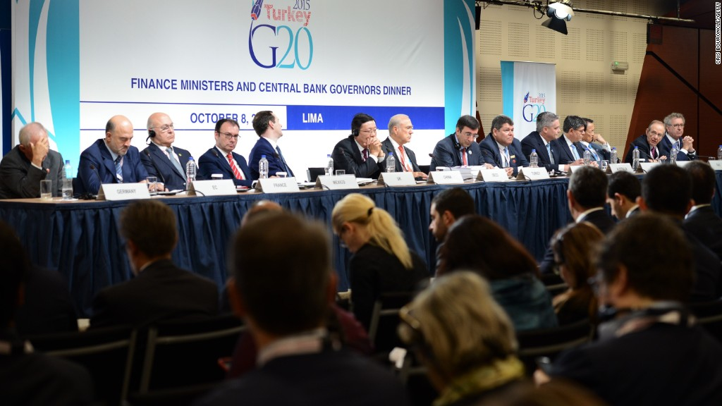 G20: What are the key issues?