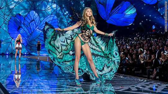 Fallen angels? Victoria's Secret sales plunge