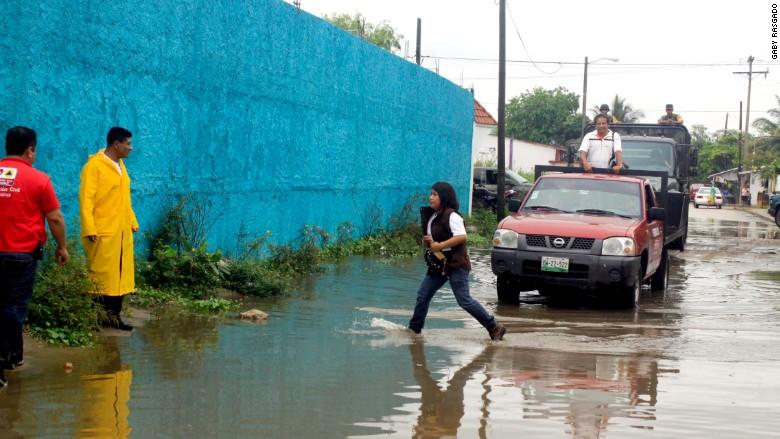 gaby rasgado flooding