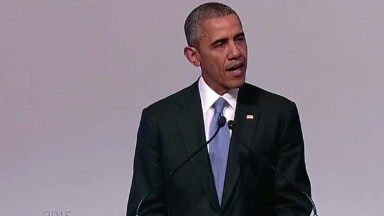 Obama: ISIS is the 'face of evil'