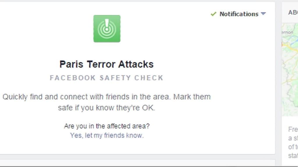 How social media reacted to Paris terror attacks
