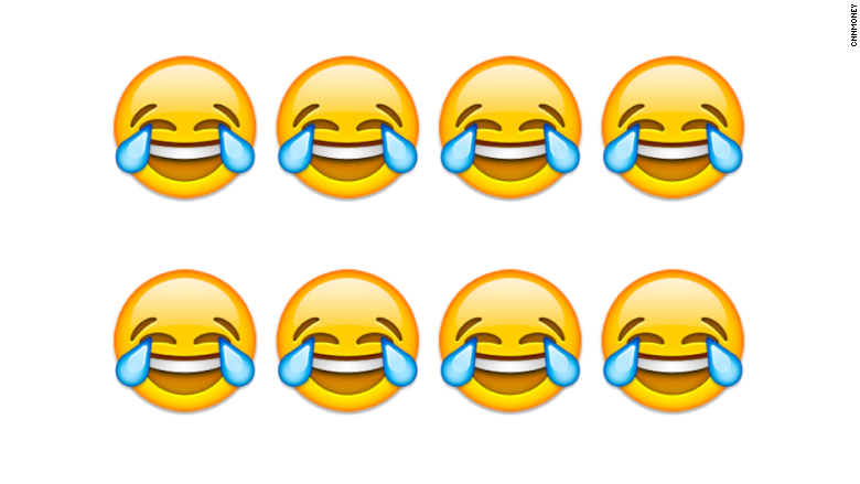 Emoji laugh oxford