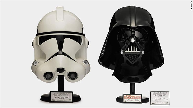 star wars helmets