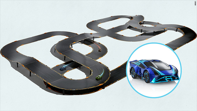 Toys That Are Cool : Cars powered by a i and robotics cool holiday toys