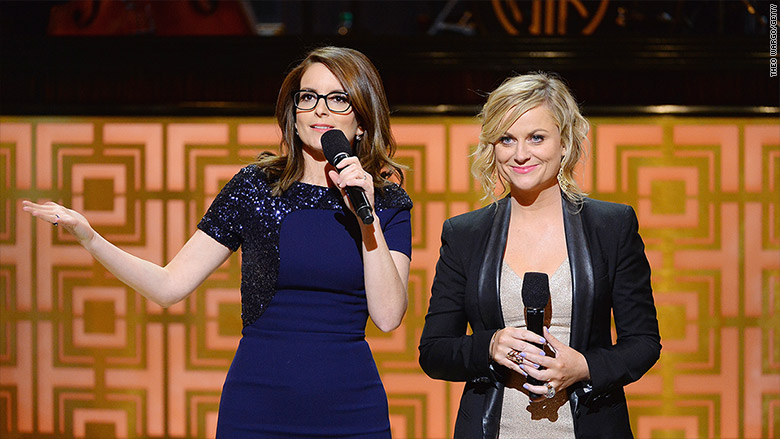 Tina Fey and Amy Poehler to co-host 'Saturday Night Live ...