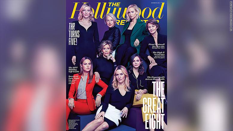 magazine actress roundtable