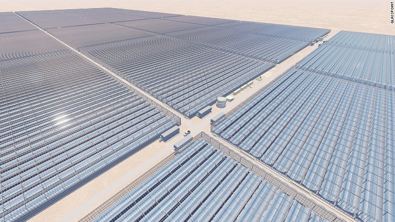 solar oil Middle East