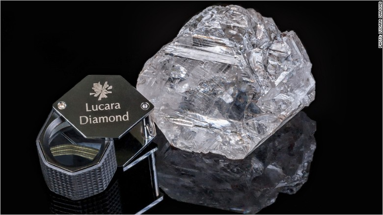 Lucara Diamond 2