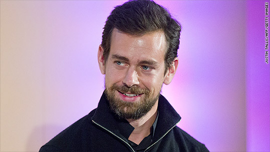 Visa buys 10% of Jack Dorsey's Square