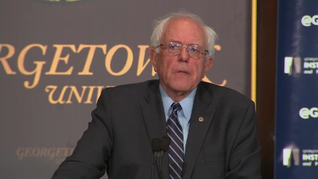 Bernie Sanders: FDR's policies were called 'socialist'
