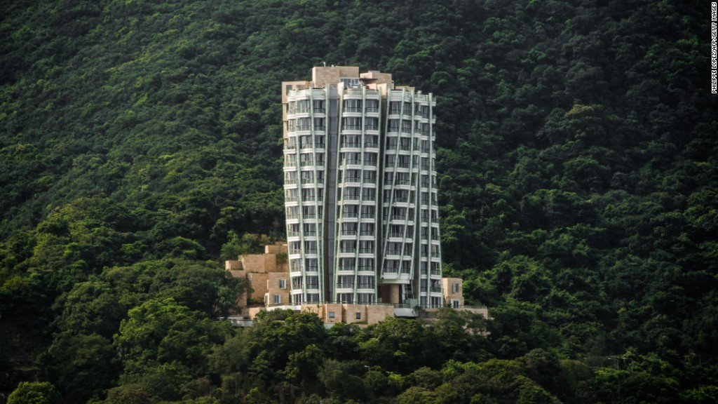 See the Hong Kong pad that sold for $66 million