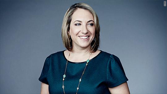 Elise Labott; CNN's global affairs correspondent