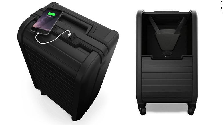 Trunkster, $325 - 36 coolest gadgets of 2015 - CNNMoney