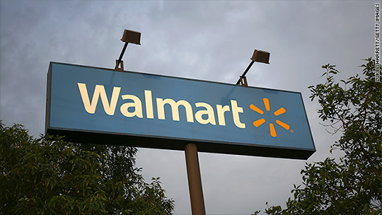 Walmart announces guaranteed pay for military workers