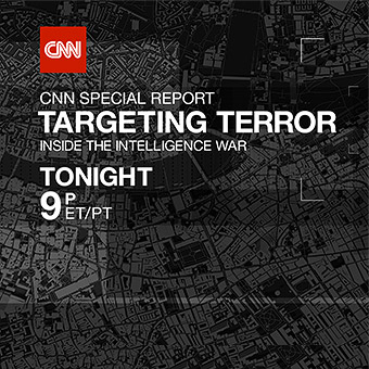 CNN targeting terror tonight