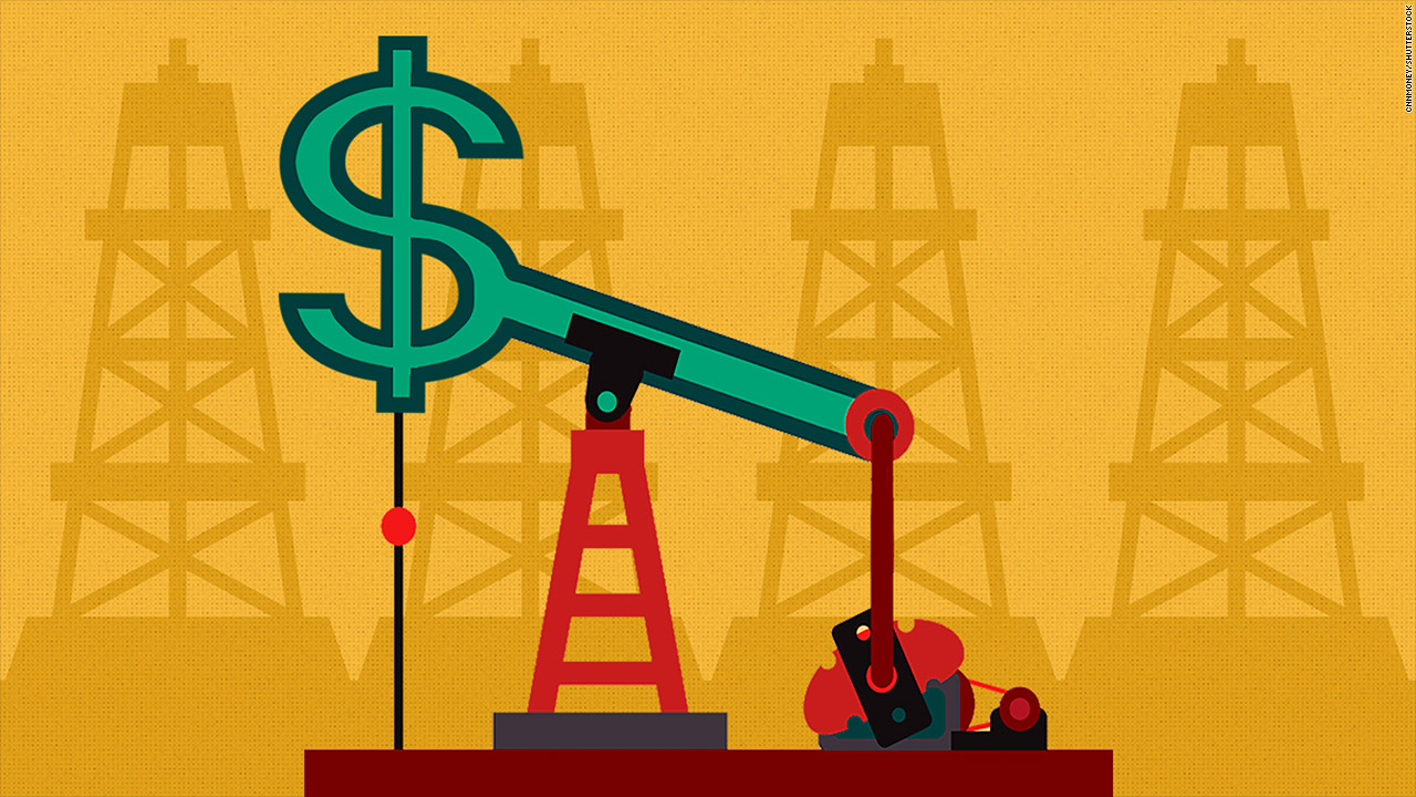 What it costs to produce oil - CNNMoney