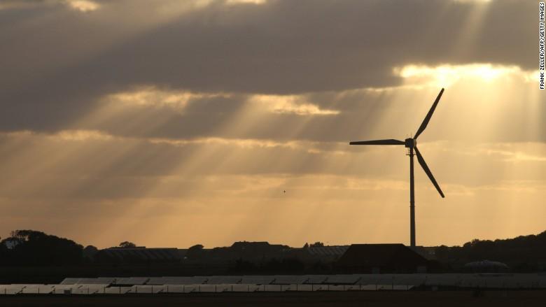 wind energy wind farm renewable