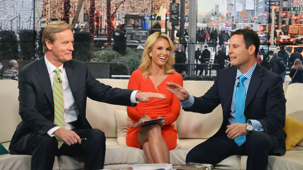 Elisabeth Hasselbeck is leaving Fox News