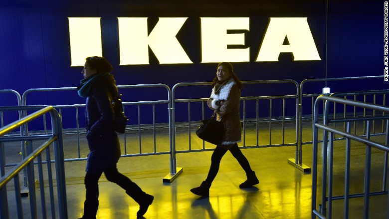Ikea accused of dodging 1.1 billion in taxes   feb. 14, 2016