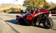 Slingsot 3-wheeler: Absurdly fun