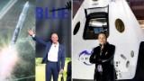 Elon Musk to Jeff Bezos: Congrats, but...