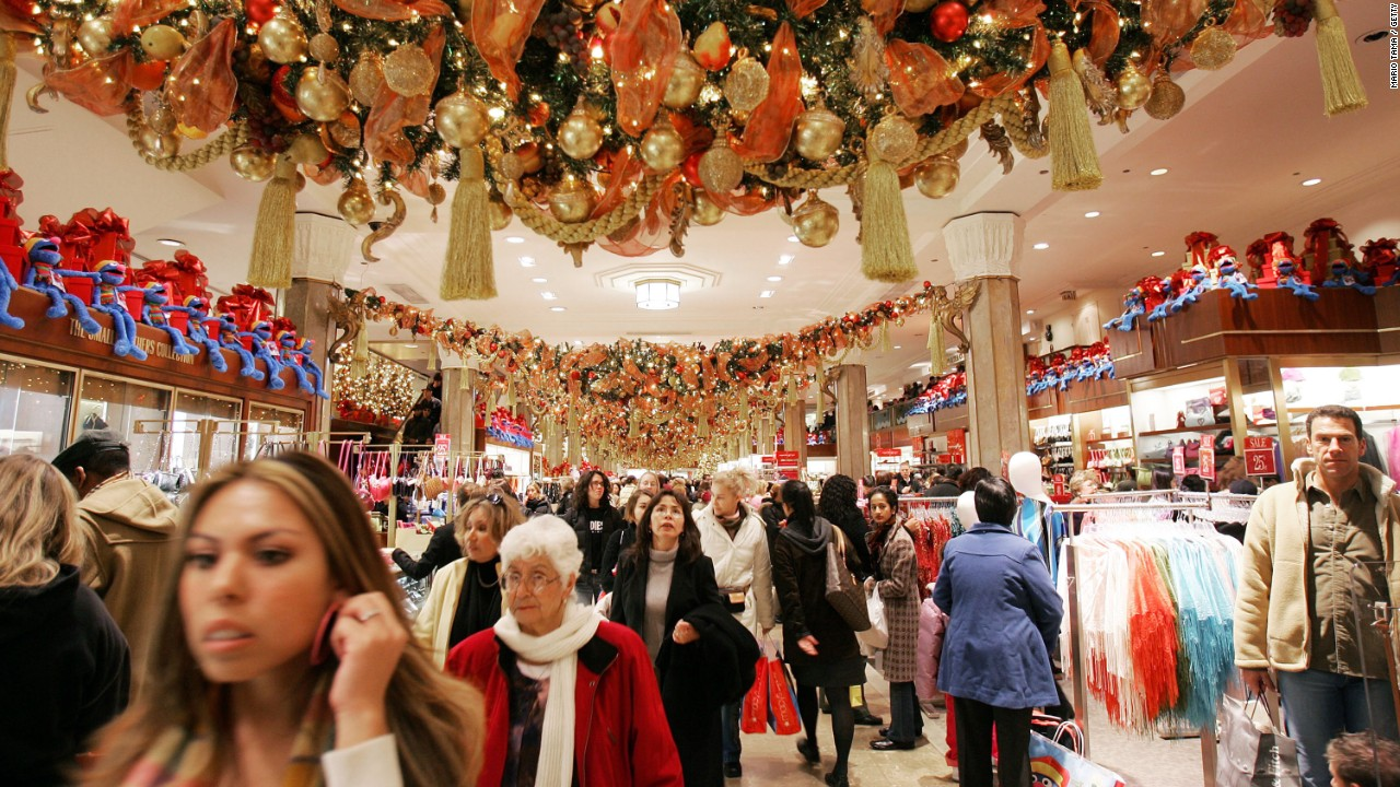 How to keep your holiday shopping in budget - Video - Economy