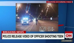 Police release video of Laquan McDonald's shooting