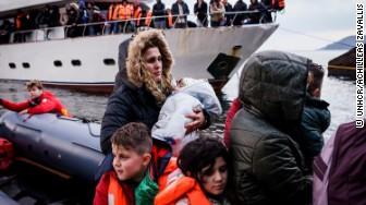 refugees boat