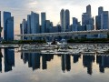 Singapore adding millionaires faster than Hong Kong