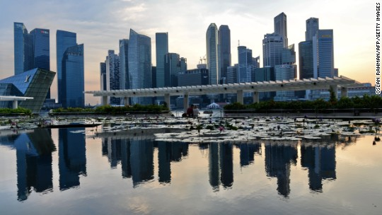 Singapore expected to add 37,600 millionaires a year