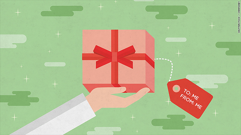 Americans will spend over $130 on 'self-gifting'