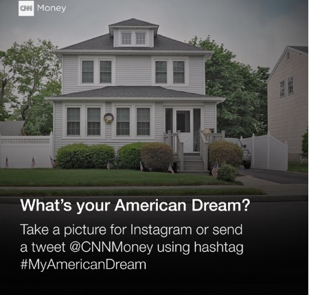 race reality american dream house tout