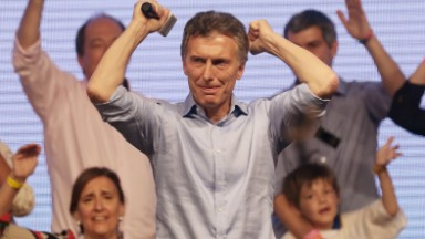 Long 'to do' list awaits new Argentina president